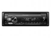Pioneer MVH-S120UBW autórádió Előlapi USB, Aux-in bemenettel Android támogatással