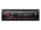 Pioneer MVH-S420BT autórádió RDS-tuner Bluetooth, USB Aux-In és Spotify