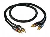 RCA kábel Gladen Audio CH-ZERO 0,75 m