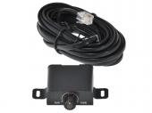 RTC vezetékes hangerőszabályzó a Gladen Audio erősítőkhöz