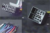 SONY Rádióspecifikus adapter: 16polus/ISO 510295