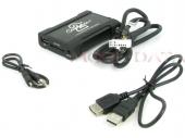 Mazda MP3/USB/SD/AUX illesztő 16 tűs csatlakozóval szerelt rádiókhoz 44UMZS001