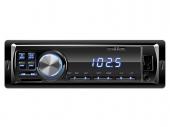 SAL VB 1000/BL FM-USB-SD-AUX autórádió fejegység 1 DIN kék LED kijelző
