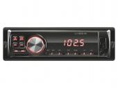 SAL VB 1000/RD FM-USB-SD-AUX autórádió fejegység 1 DIN piros LED kijelző