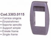 SPAL Univerzális keret (B húzó-nyomó kapcsolóhoz)  3303.0115