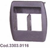 SPAL Univerzális keret DUPLA  Kód:33030116