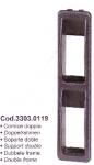 SPAL Univerzális keret DUPLA (A húzó-nyomó kapcsolóhoz) Kód: 3303.0119