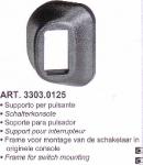 SPAL Univerzális kárpit keret (fekete)  Kód: 3303.0125