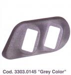 SPAL Univerzális dupla kárpit keret (szürke)  Kód: 33030145
