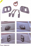 SPAL Univerzális kapcsoló készlet kárpitba Kód:33040167
