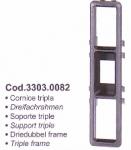 SPAL, VW Golf3 -Vento Univerzális kapcsoló keret (3-as) 33030082