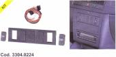 SPAL kapcsoló készlet VW GOLF IV '98-hez Kód: 3304.0224