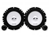 "ALPINE SXE-1750S - 6-1/2"" (16,5cm DIN) Komponens 2-utas hangszóró"
