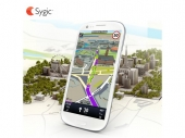 SYGIC GPS Navigation 3D WinCE EU dobozos