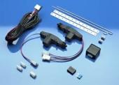 Spal centrálzár 2 ajtóra M5 Basic 37000151