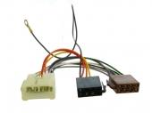 Suzuki / Subaru - ISO rádió csatlakozó kábel 552091