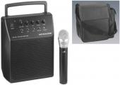 TXA-480, vezetéknélküli hangosító kombó