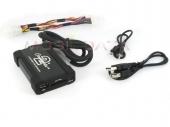 Toyota MP3/USB/SD/AUX illesztő Mini ISO csatlakozóval szerelt rádiókhoz 44UTYS002