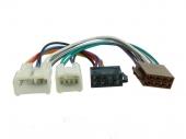 Toyota - ISO rádió csatlakozó kábel 552020