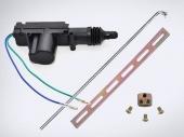 Univerzális központi zármotor és tartozékai (2 vezetékes) UN-ENG-02