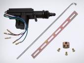 Univerzális központi zármotor és tartozékai (5 vezetékes) UN-ENG-05