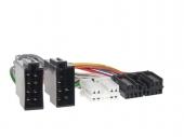 Volvo - OEM autórádió ISO csatlakozó kábel 554124