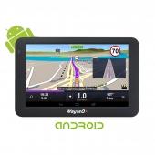WayteQ X995 Android GPS + Sygic Truck KAMIONOS NAVIGÁCIÓ
