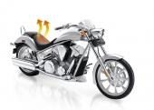 Kiyo AWHL ülésfűtés motorkerékpárokhoz (első és hátsó üléshez, 2