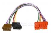 Renault - ISO autórádió csatlakozó kábel 552028
