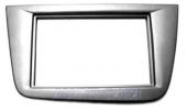 Seat Altea - Toledo rádióbeépítő keret Dupla ISO 572260-TT