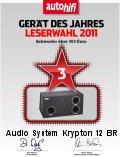 AUDIO SYSTEM KRYPTON 12 BR szubwoofer