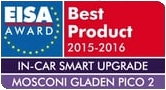 EUROPEAN IN-CAR SMART UPGRADE 2015-2016 MOSCONI GLADEN PICO 2