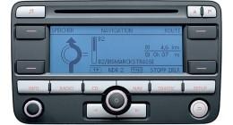 VW RNS 300 fejegység